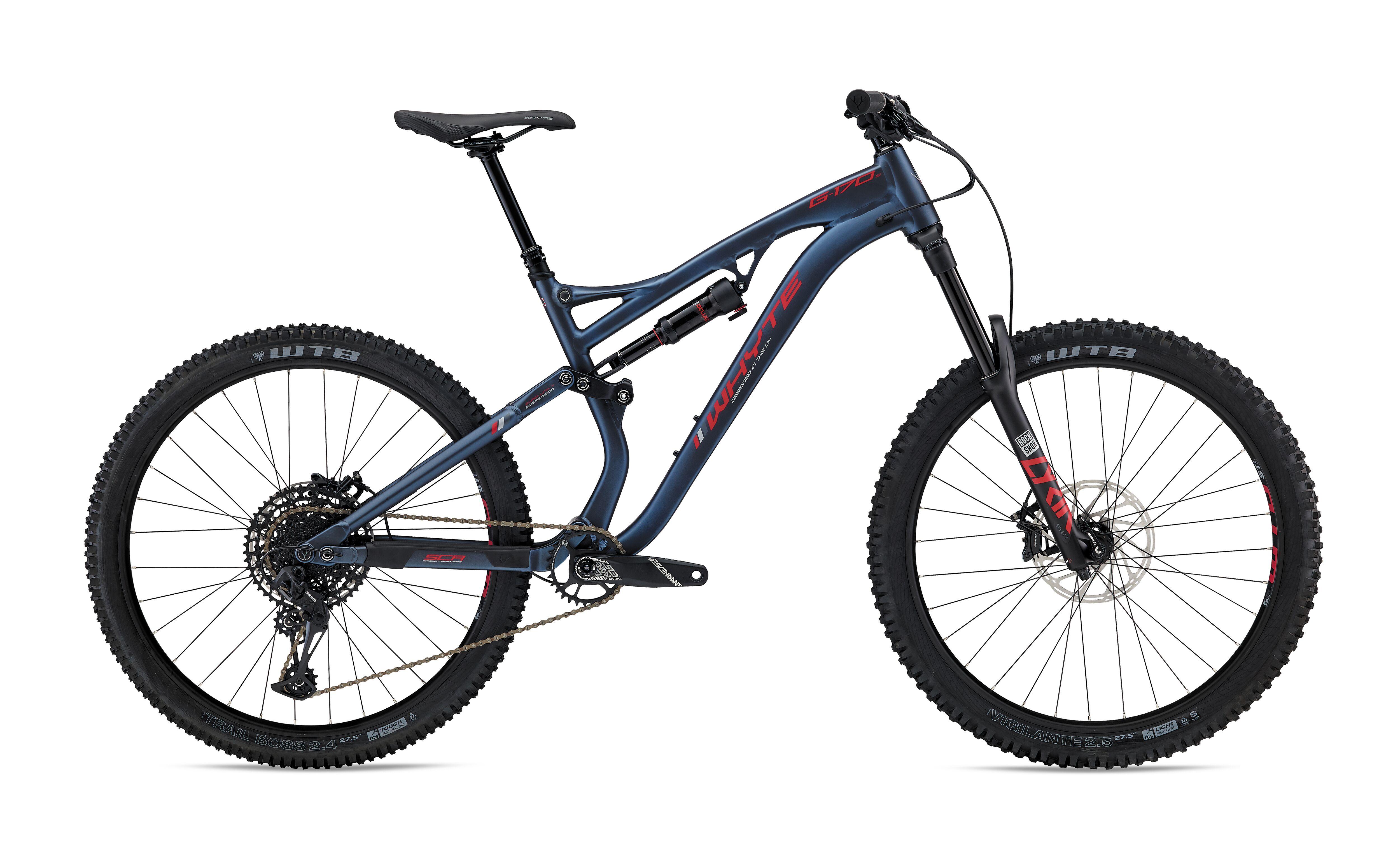Las mejores bicicletas de Enduro 2