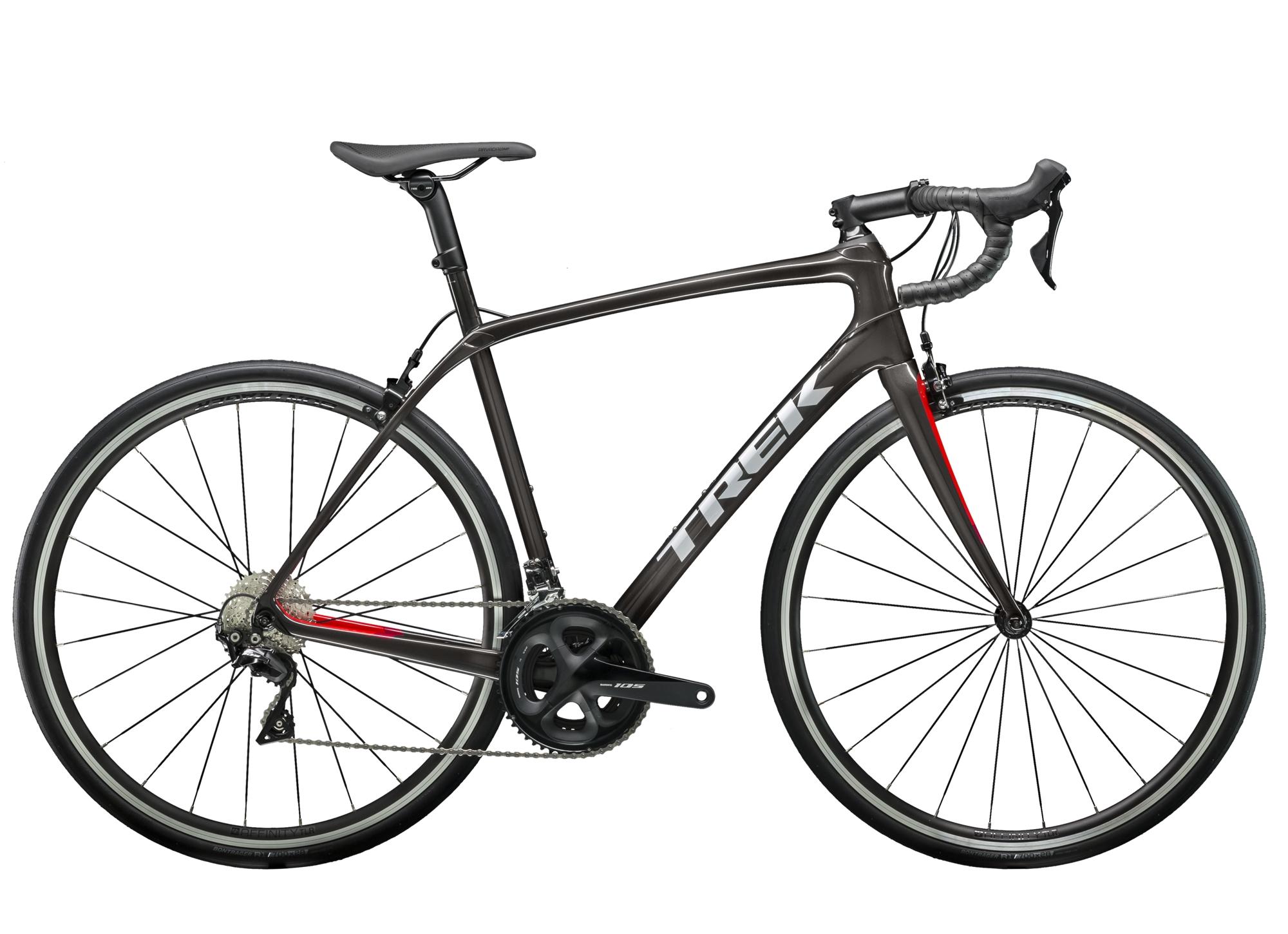 Carbon Road Bikes Trek Bikes >> 2019 Trek Domane Sl 5 Mens Carbon Road Bike In Grey 2 000 00